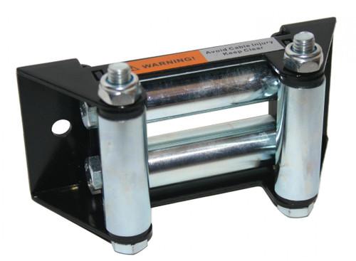 Bulldog Winch ATV Roller Fairlead W/122.5mm Mount 20055