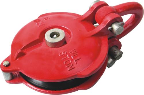 Bulldog Winch Snatch Block 30k BS 12k WLL 6 Inch Wheel Zerk 20028