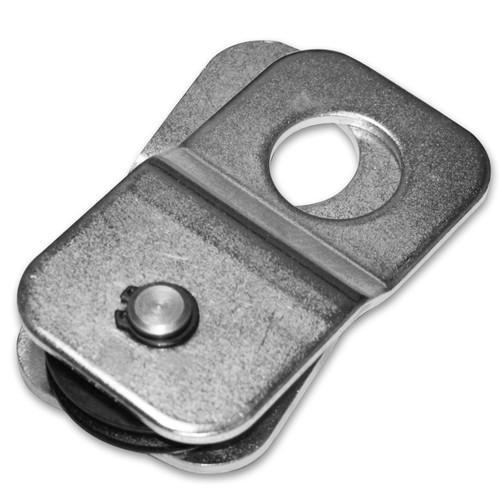 Bulldog Winch Snatch Block 8k BS 3.2k WLL Silver 20023