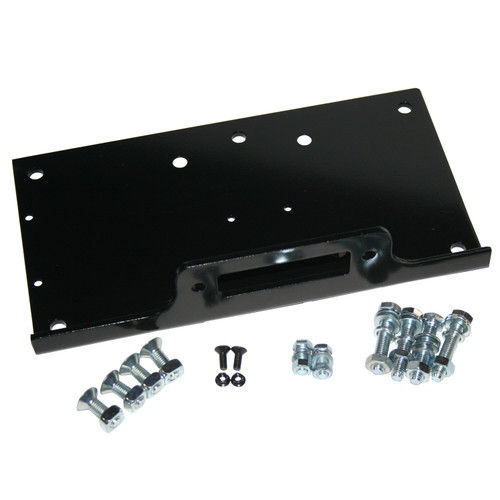 Bulldog Winch Trailer Winch Mounting Plate for 5800 and 7800 20215
