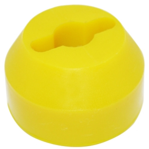Bulldog Winch Hook Stopper Polyurethane Truck Yellow 20346