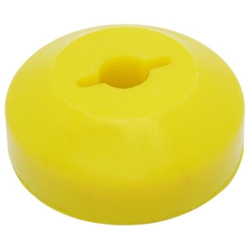 Bulldog Winch Hook Stopper Polyurethane Powersports Yellow 20342