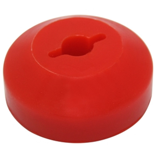 Bulldog Winch Hook Stopper Polyurethane Powersports Red 20340