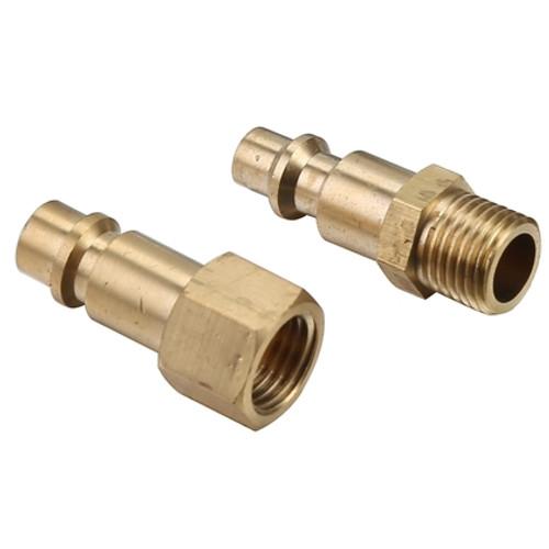 Bulldog Winch Quick Connect Stud 3/8 Inch Npt Male 42041