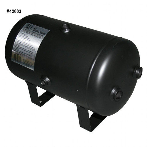 Bulldog Winch 1.5 Gallon Air Tank 42003