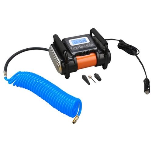 Bulldog Winch Air Compressor 100Psi Portable Automatic 1.2Cfm 41004
