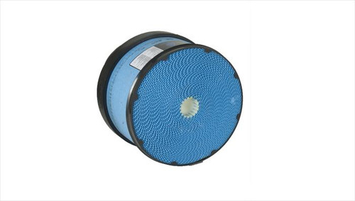 Volant PowerCore Air Filter 4.5 Inch x 8.0 Inch x 8.0 Inch Diameter Offset Round 61506