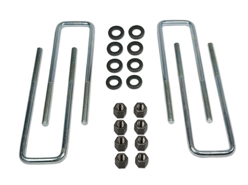 Tuff Country Rear Axle U Bolt Kit 69-72 Chevy/GMC 1/2 and 3/4 Ton For Lifted Vehicles 17652