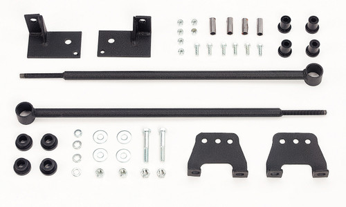 Tuff Country Traction Bars 80-96 Ford F150/F250/F350 and 99-04 Ford F250/F350 Super Duty 4WD Pair 20995