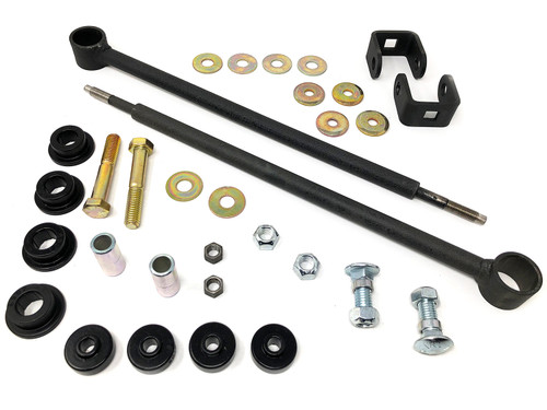 Tuff Country Front Sway Bar End Link Kit 11-19 Chevrolet Silverado/GMC Sierra 2500HD/3500HD 4x4 Fits with 6 Inch Lift Kit 10957