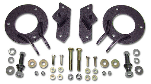 Tuff Country Front Dual Shock Kit 03-13 Dodge Ram 2500/03-12 Dodge Ram 3500 4WD  75350