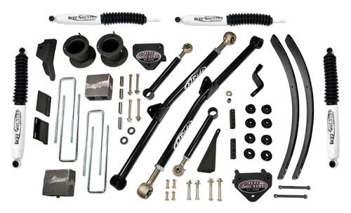 Tuff Country 4.5 Inch Long Arm Lift Kit 00-02 Dodge Ram 2500/3500 w/ SX8000 Shocks 35927KN