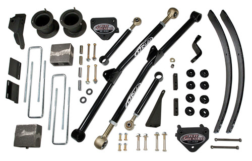 Tuff Country 4.5 Inch Long Arm Lift Kit 00-02 Dodge Ram 2500/3500 35927