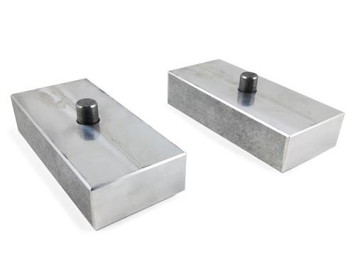 Tuff Country 1.25 Inch Aluminum Lift Blocks 05-18 Toyota Tacoma 4WD/99-18 Toyota Tundra 2WD/4WD Pair 79065