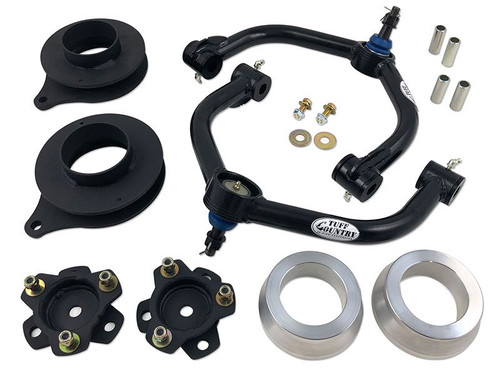 Tuff Country 3.5 Inch Lift Kit with Upper Control Arms 2019 Dodge Ram 1500 4WD 33505