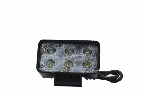 Lifetime LED Lights Rectangle LED Light 6 LED Lifetime LLL18-s-1000