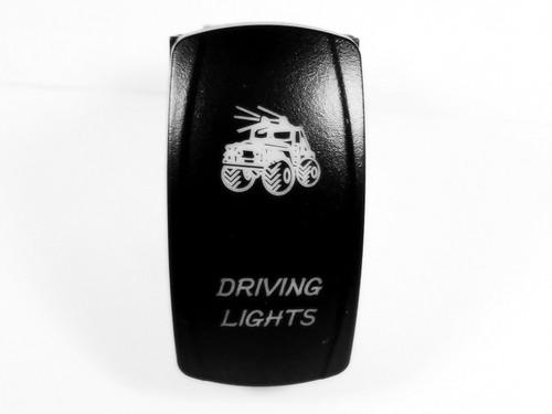 Lifetime LED Lights Driving Light Switch Lifetime LLLDLS-14000
