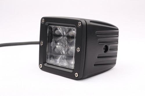 Lifetime LED Lights 3 Inch LED Pods Package Deal Flood Pattern Lifetime LLLPS-Jka-F