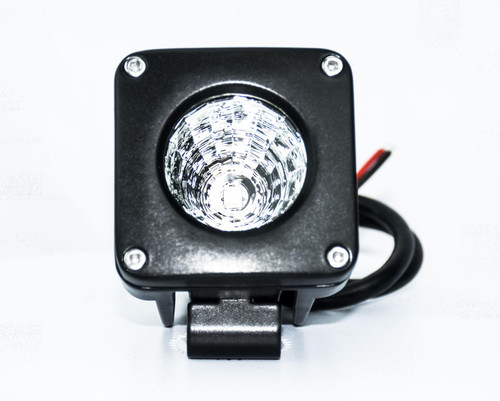 Lifetime LED Lights 2.5 Inch Square LED Light 10W Flood Pattern Lifetime LLL-10-900-F