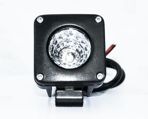 Lifetime LED Lights 2.5 Inch Square LED Light 10W Spot Pattern Lifetime LLL-10-900-S
