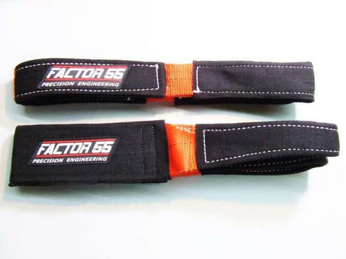 Factor 55 Recovery Strap Shorty Strap II 3 Foot 2 Inch 00078-