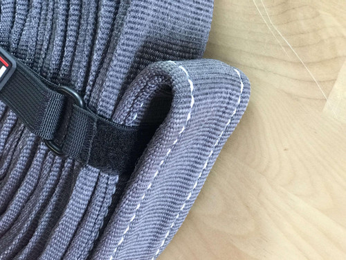 Factor 55 30 Foot Tow Strap Extreme Duty 30 Foot x 2 Inch Gray 75