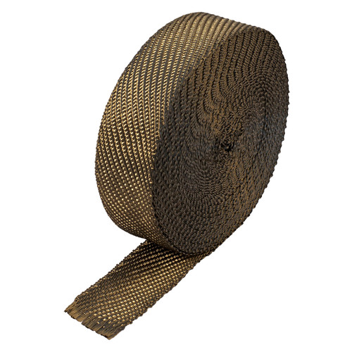 Heatshield Products Lava Exhaust Heat Wrap Heat Shield 2 Inch X 100 Foot 372100