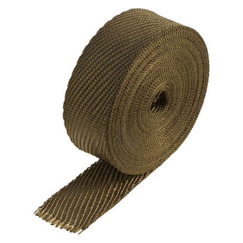 Heatshield Products Lava Exhaust Heat Wrap Heat Shield 2 Inch X 50 Foot 372050