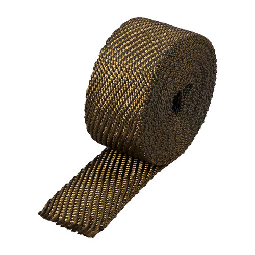 Heatshield Products Lava Exhaust Heat Wrap Heat Shield 2 Inch X 25 Foot 372025