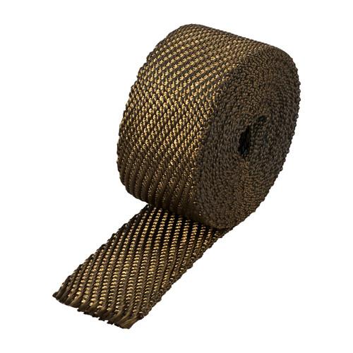 Heatshield Products Lava Exhaust Heat Wrap Heat Shield 2 Inch X 25 Foot 372025
