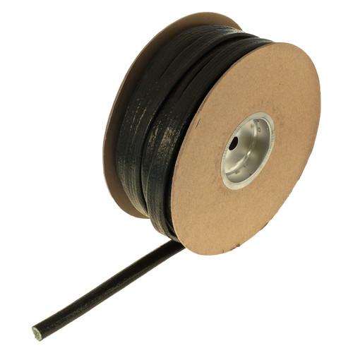 Heatshield Products HP Fire Shield Sleeve Black 1 Inch ID X 50 Foot Roll 210146