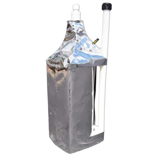 Heatshield Products HP Cool Can Shield Hunsaker 11 Gallon Dump Can 900215