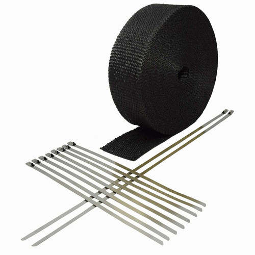 Heatshield Products Exhaust Heat Wrap Kit 2 Inch X 50 Foot 312051