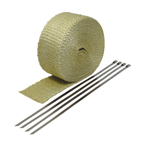 Heatshield Products Exhaust Heat Wrap Kit 2 Inch X 25 Foot 312026