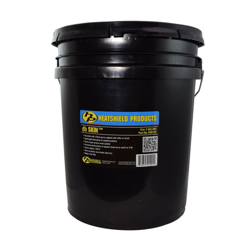 Heatshield Products db Skin Damping Coat 5 Gallon Covers Approx 150 SQ/FT 40102