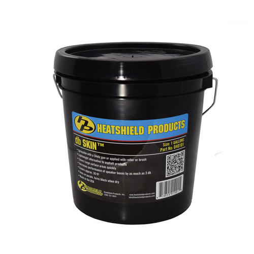 Heatshield Products db Skin Damping Coat 1 Gallon Covers Approx 30 SQ/FT 40101