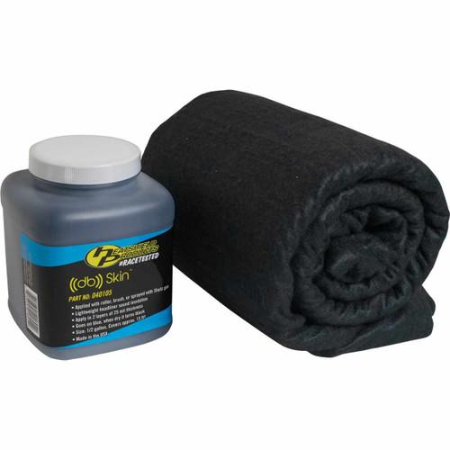 Heatshield Products db Skin 1/2 Gallon 48x53 Inch Stealth Shield 40170