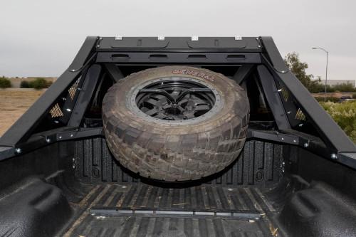 Addictive Desert Designs HoneyBadger Chase Rack Tire Carrier C09552NA01NA