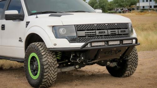 Addictive Desert Designs ADD Lite Front Bumper F013842940103