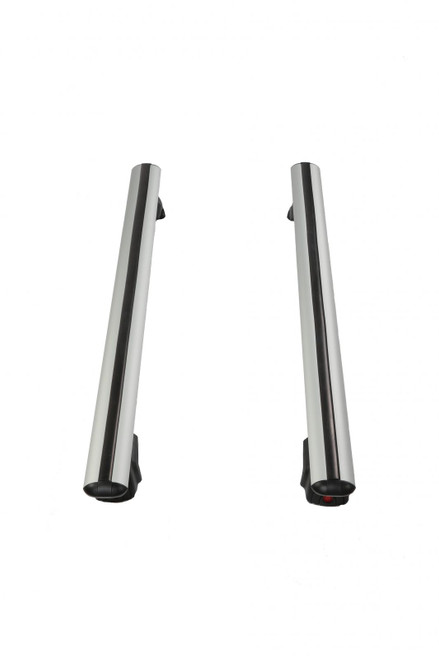 Perrycraft Add-on Load Bars Set For Factory Installed Flush Mount Rails 47 Inch Satin Anodized Bars (Includes Two Bar Sets) Gripper Mont Blanc MB3747-AW-02