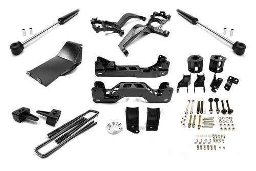 Southern Truck F150 Lift Kit 4 Inch Includes Shocks 09-13 Ford F150 4WD Southern Truck 25007