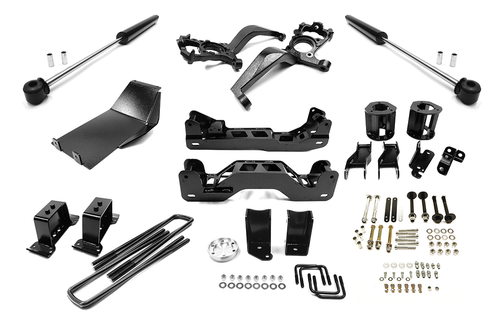 Southern Truck F150 Lift Kit 6 Inch Includes Shocks 09-13 Ford F150 4WD Southern Truck 25006