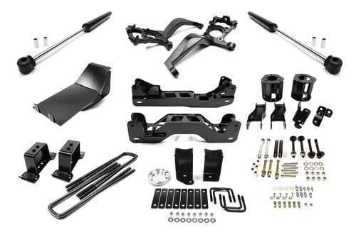 Southern Truck F150 Lift Kit 6 Inch Includes Shocks 14 Ford F150 4WD Southern Truck 25005