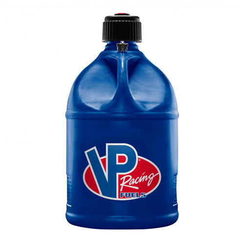 VP Racing Fuels 5 Gallon Motorsport Container Round Blue Case 3034