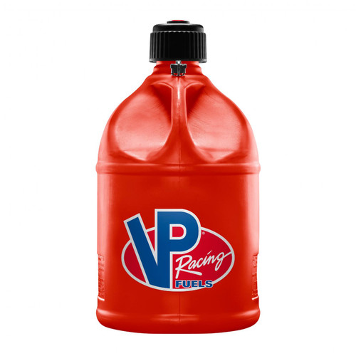 VP Racing Fuels 5 Gallon Motorsport Container Round Red Case 3014