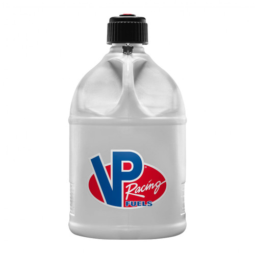 VP Racing Fuels 5 Gallon Motorsport Container Round White Case 3024