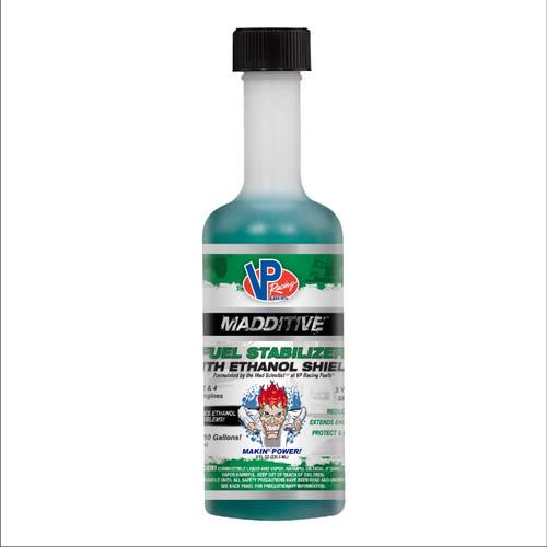 VP Racing Fuels Fuel Stabilizer w/ Ethanol Shield Madditive 8 Oz Bottle 2815