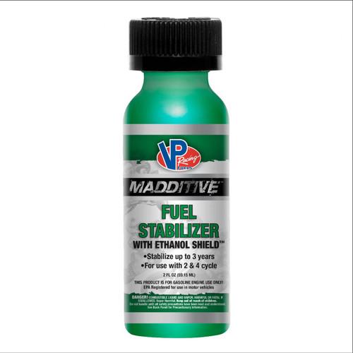 VP Racing Fuels Fuel Stabilizer w/ Ethanol Shield Madditive 2 Oz Bottle 2812