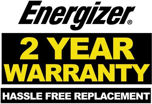Energizer 1500 Watt 12V Power Inverter, Dual 110V AC Outlets ENK1500