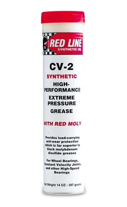 Red Line Oil CV-2 Grease 35 Lb Pail Red Line Oil 80406